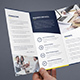 Brochure – Finance and Business Tri-Fold - GraphicRiver Item for Sale