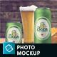 Beer Package & Branding Mock-up - GraphicRiver Item for Sale