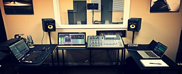 Control room 3 industry sound modesto recording studio(590x242)