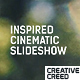 Inspired Cinematic Slideshow - VideoHive Item for Sale