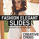 Fashion Elegant Slides - VideoHive Item for Sale