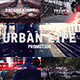 Modern City Glitch Reel - VideoHive Item for Sale