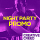 Night Party Promo - VideoHive Item for Sale