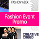 Fashion Event Promo - VideoHive Item for Sale