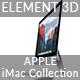 Apple iMac Collection - Element 3D - 3DOcean Item for Sale