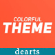 Colorful Theme - VideoHive Item for Sale