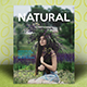NATURAL Magazine - GraphicRiver Item for Sale