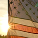United States Flag Sunset - VideoHive Item for Sale