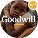Goodwill - A Multipurpose Charity, Non-profit, and Fundraising Theme Nulled