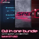 3 in 1 Sci-fi Game UI Bundle - GraphicRiver Item for Sale