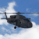 Black Hawk Helicopter - 3DOcean Item for Sale