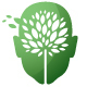 Human Tree Mind Logo