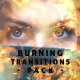 Fire Transitions And Burning Titles - VideoHive Item for Sale