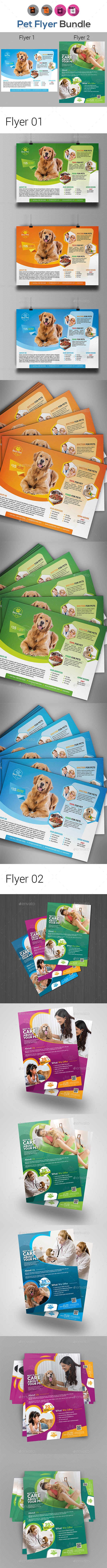 Pets Flyer Templates - Corporate Flyers