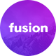 Fusion - A Distinctive Portfolio Template - ThemeForest Item for Sale