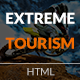 Extreme Tourism – Tourism & Adventure HTML5 Template Nulled