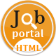 Job Portal HTML Template Nulled