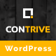 Contrive - Building & Construction Responsive WordPress Theme Nulled