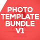 Photo Template Bundle V1