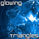 Glowing Triangles - VideoHive Item for Sale