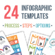 24 Infographic Templates - GraphicRiver Item for Sale
