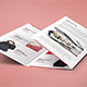 Brochure – Fashion Look Book Tri-Fold - GraphicRiver Item for Sale