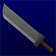 Lowpoly Great Sword - 3DOcean Item for Sale