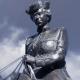 Statue of Queen Elizabeth - VideoHive Item for Sale