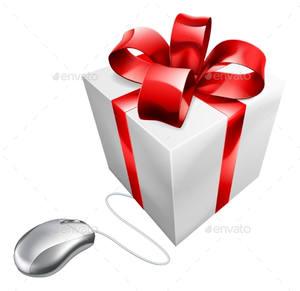 Present Mouse Internet Gift Shopping - Miscellaneous Seasons/Holidays