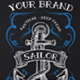 Nautical Skilled Sailor - GraphicRiver Item for Sale