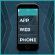 Web / App Presentation - Phone - VideoHive Item for Sale