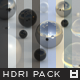 10 High Resolution Sky HDRi Maps Pack 003