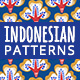 30 + 30 Indonesian Seamless Patterns - GraphicRiver Item for Sale