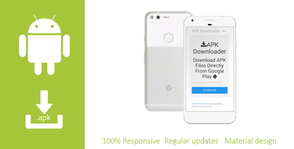 Google Play APK Downloader - CodeCanyon Item for Sale
