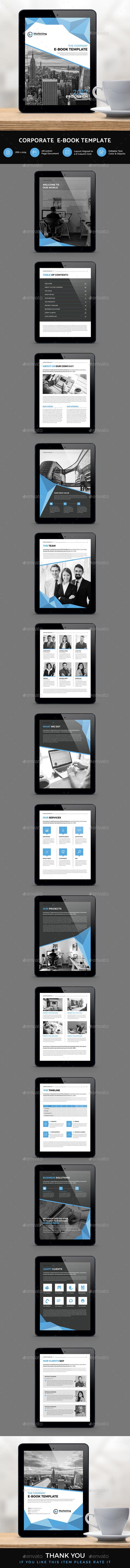 Corporate E-Book - ePublishing