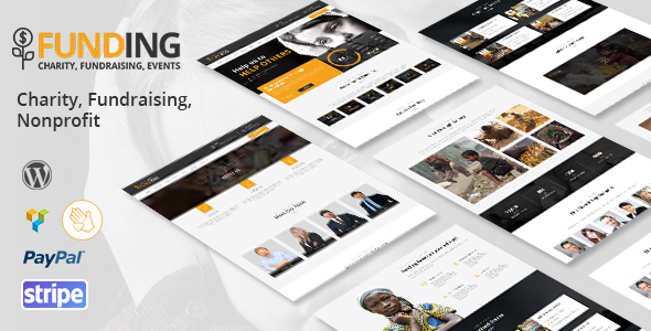 Funding - Nonprofit Charity WordPress Theme