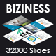 Biziness Keynote Presentation Template - GraphicRiver Item for Sale