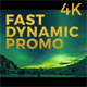 Fast Dynamic Promo - VideoHive Item for Sale