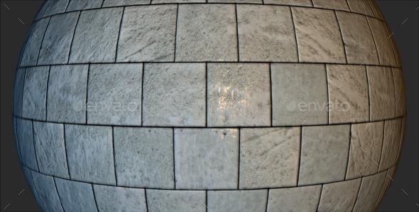 tile floor - 3DOcean Item for Sale