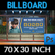 Kids Charity Billboard Template Vol.2 - GraphicRiver Item for Sale