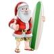 Cartoon Summer Santa