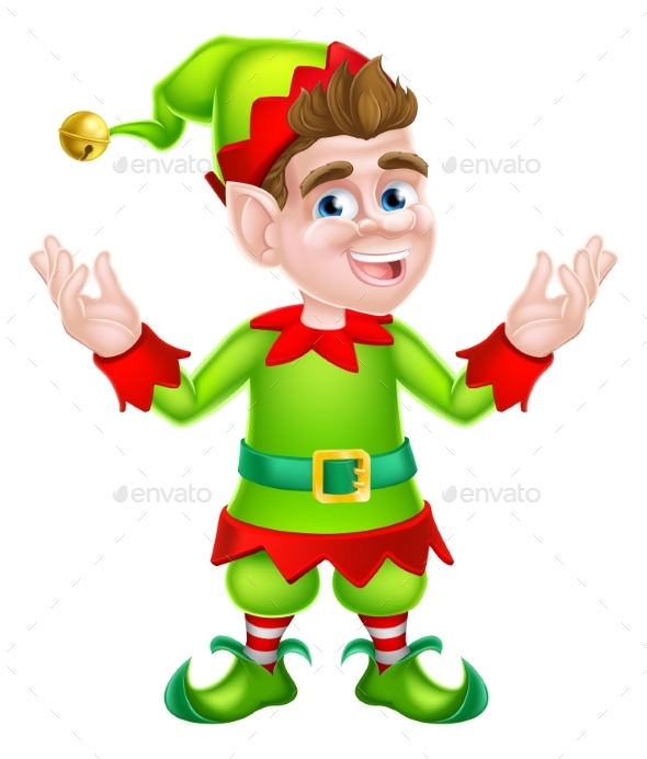 Christmas Elf - Christmas Seasons/Holidays