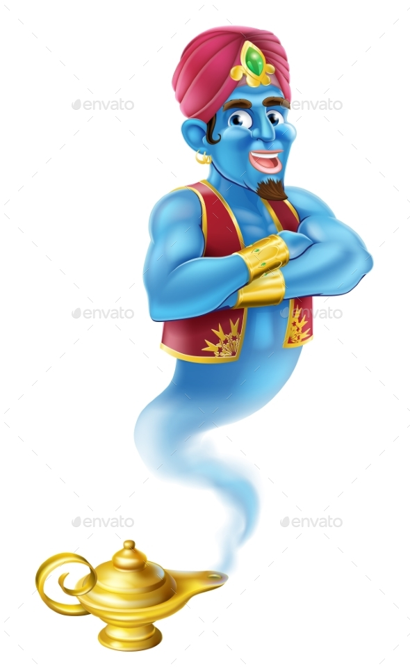 Cartoon Genie - Miscellaneous Characters