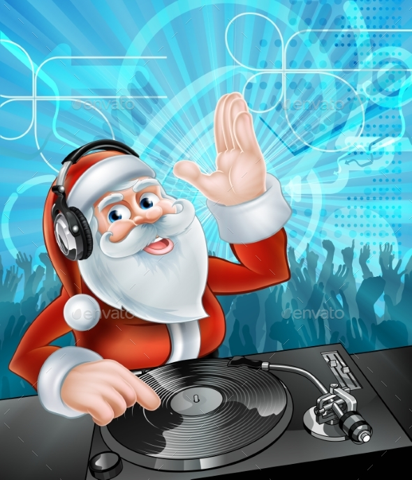 DJ Santa Claus - Christmas Seasons/Holidays