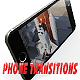 Phone Transitions on White Background - VideoHive Item for Sale