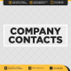 Company Contacts - VideoHive Item for Sale