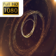 Gold Stripes and Particles - VideoHive Item for Sale