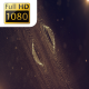 Space Gold Particles Vortex - VideoHive Item for Sale