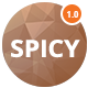 SPICY - Food, Coffee Shop, Cafe & Restaurant Template Nulled