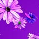 Falling Flowers Start Loop End - VideoHive Item for Sale